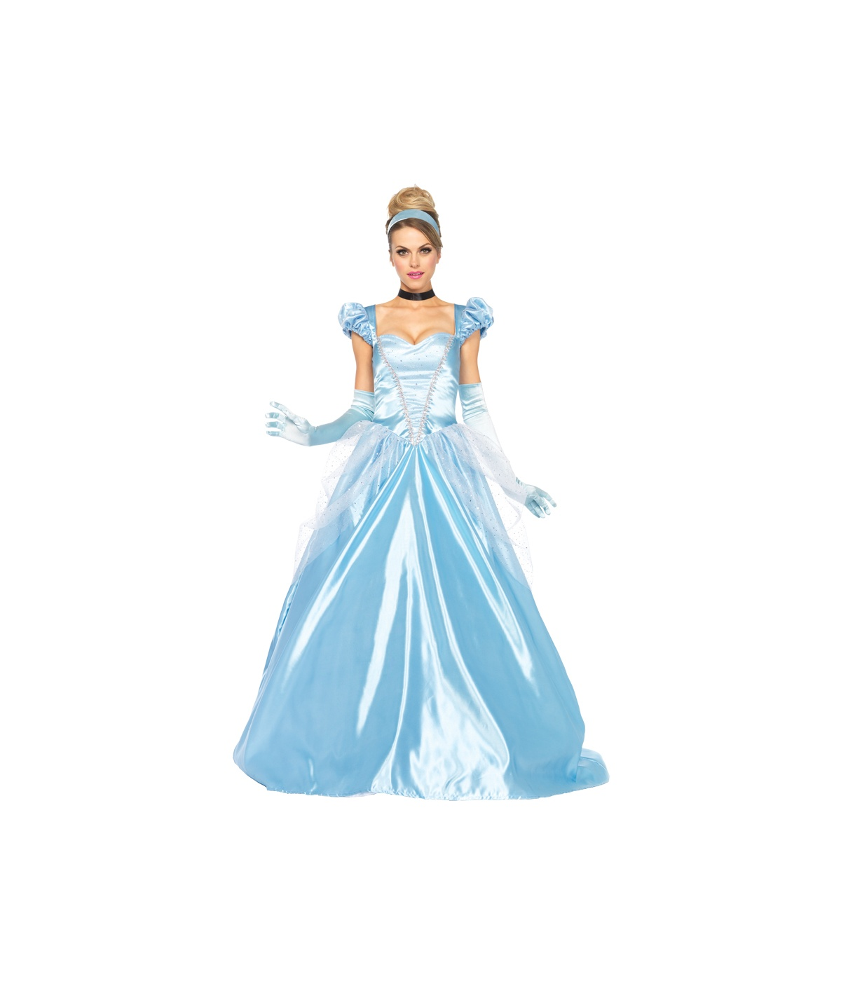 Cinderella Ball Gown Costume - Women Costumes |