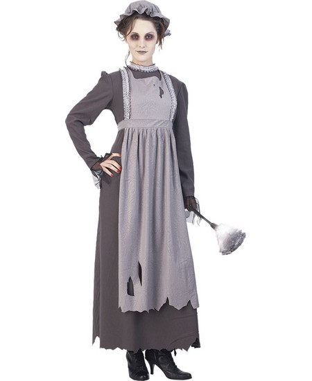 Ghost Maid Costume  sc 1 st  Wholesale Party Costumes & Ghost Maid Costume - Women Costumes |