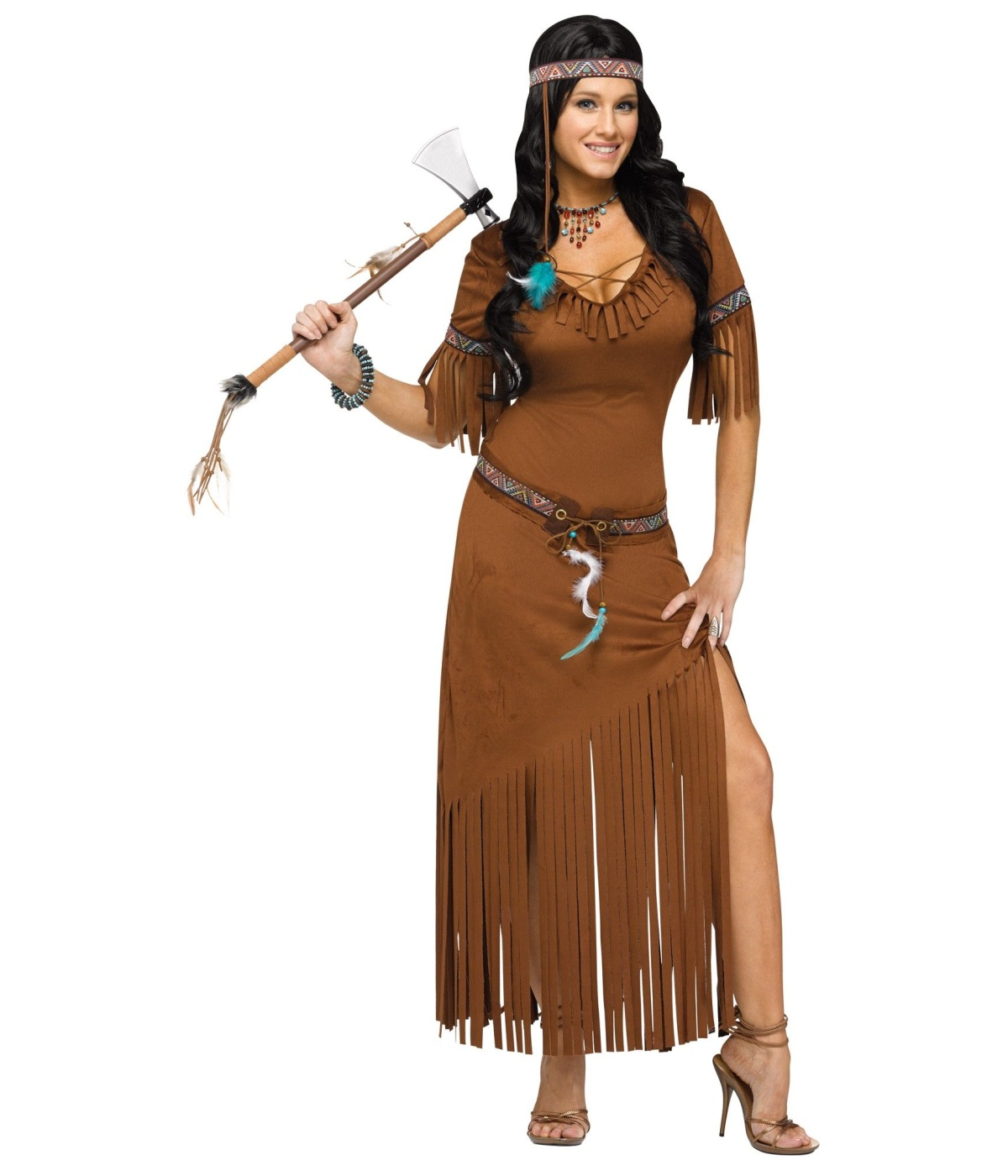 summer themed indian costume