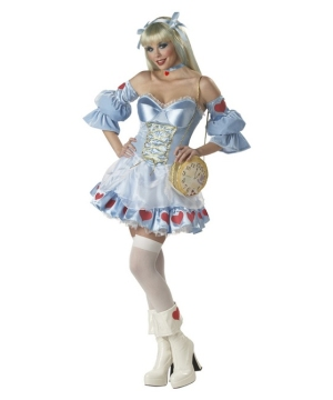 Alice Rebel Toons Costume