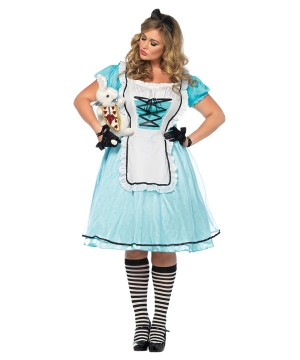 Alice Time Costume