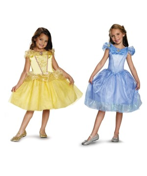 And Belle Costumes