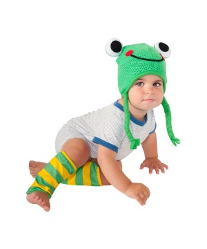 Animal Costume Hat Leg Warmer Accessories