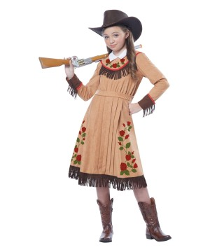 Annie Oakley Wild West Costume