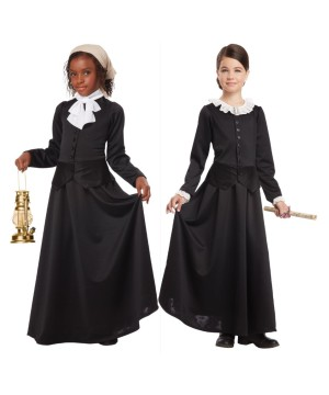 Anthony Harriet Tubman Activist Combination Costume