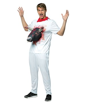 Attacks White Tee Costume