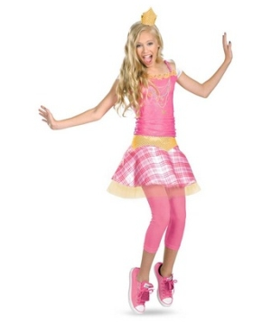 Aurora Disney Tween Costume