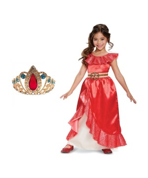Avalor Costume Tiara Set