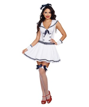 Babe Sailor Woman Costume