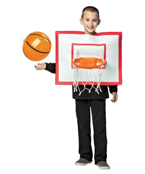 Basketball Hoop Costume