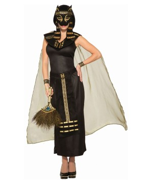 Bastet Costume and Mask