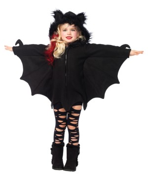Bat Cozy Costume