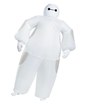 6 Baymax Inflatable Costume