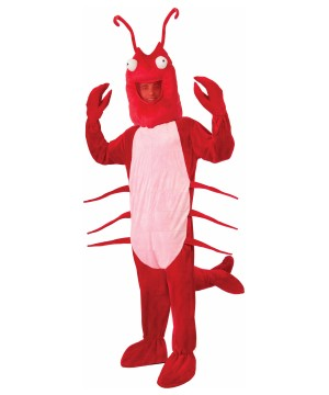 Beached Lobster Seafood Costume