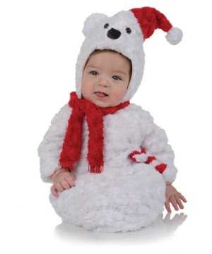 Bear Baby Bunting Costume