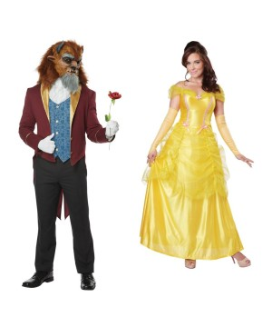 Belle Couples Costumes