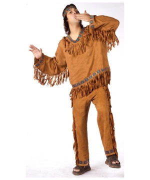 Brave Indian Costume