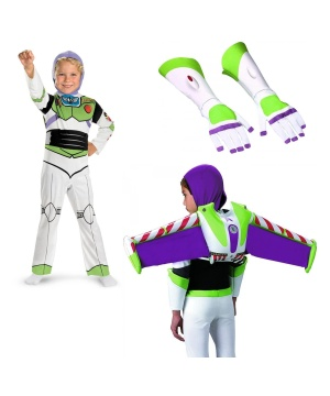 Buzz Lightyear Costume Kit