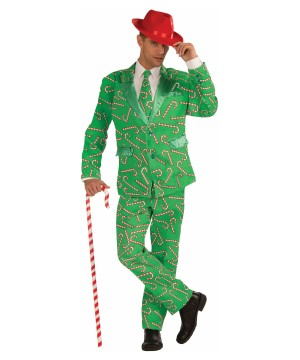 Candy Cane Suit Costume