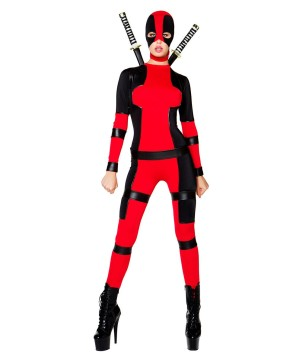 Character Rebellious Woman Costume