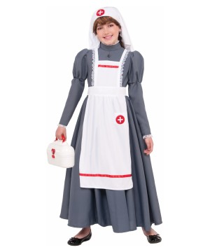 Civil War Nurse Costume