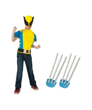 Claws S Costume Set