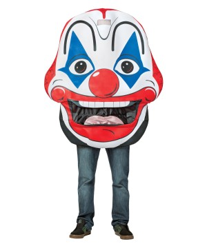 Clown Head Costume