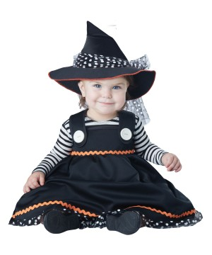 Crafty Witch Baby Costume