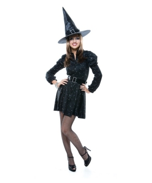 Dazzling Witch Costume