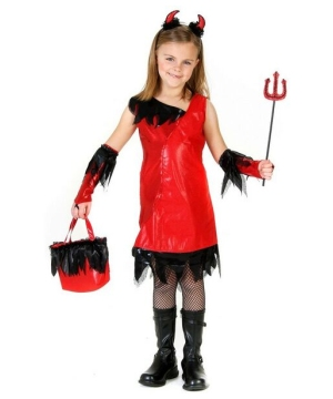 Devil Girl Costume
