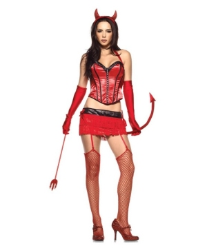 Devil Hot Costume