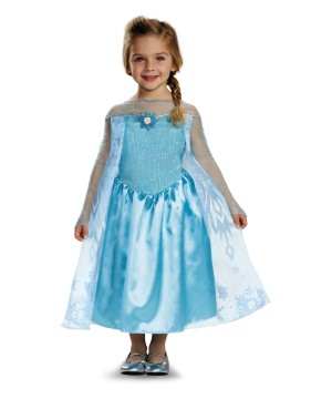 Disney Costume Party Dress Arendale Ice Queen