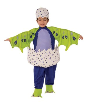 Draggles Hatchimal Costume