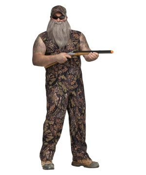 Duck Dynasty Hunter Costume