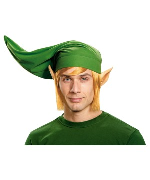 Ears Hat Nintendo Game Costume Accessory Kit