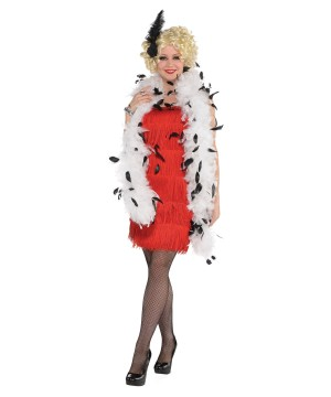 Feather Costume Boa