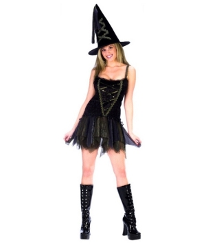 Flirty Witch Costume