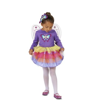 Fluttery Butterfly Costume