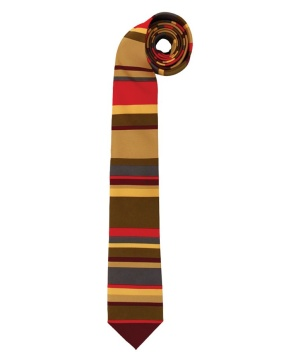 Fourth Doctor Necktie
