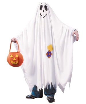 Friendly Ghost Kids Costume