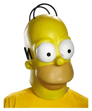 From the Tv Show the Simpsons Mask