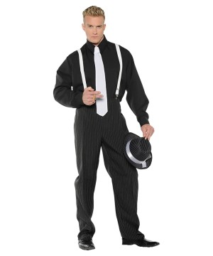 1920s Gangster Man Costume