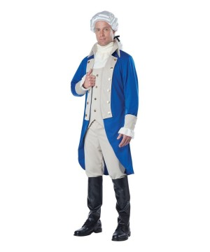 George Washington Colonial Costume