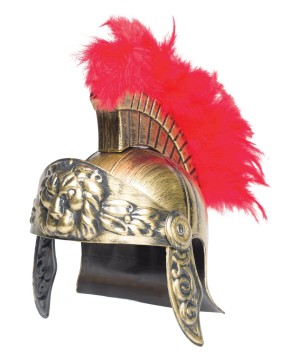 Gladiator Lion Helmet