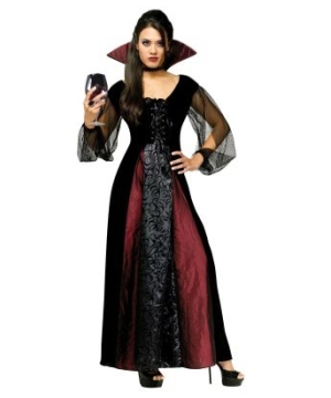 Goth Maiden Vampiress Costume