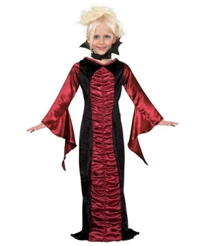 Gothic V&ire Kids Costume  sc 1 st  Wholesale Party Costumes : baby vampire halloween costumes  - Germanpascual.Com