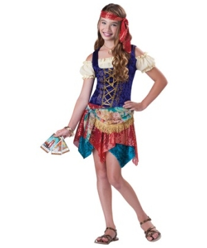 Gypsy Spell Costume
