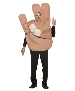 Hand Shocker  Costume