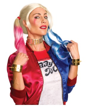 Harley Quinn Costume Jewelry Accessories