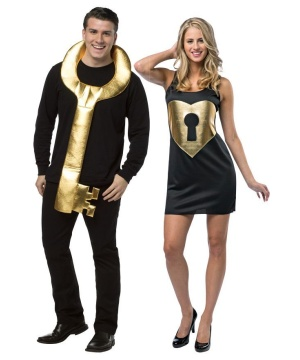 Heart Couples Costume